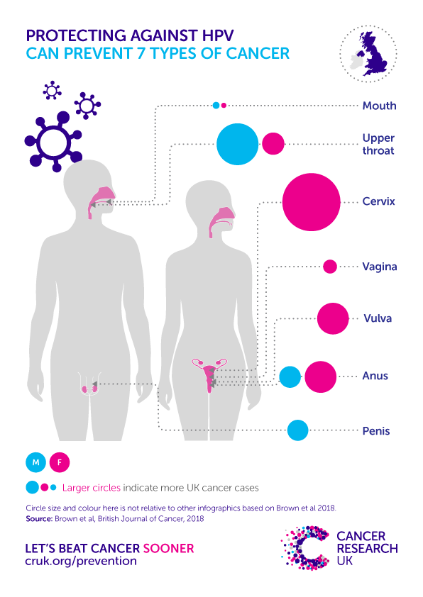 hpv cancer for males limbrici