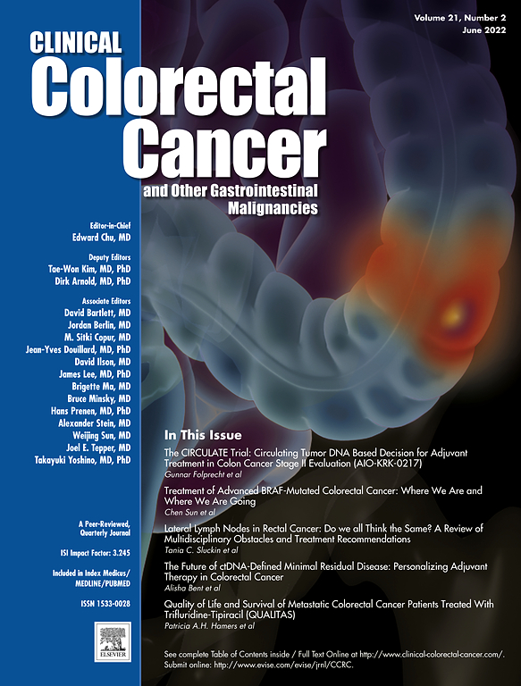 colorectal cancer journal