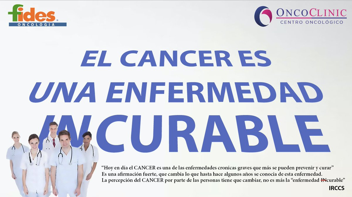por que el cancer es incurable