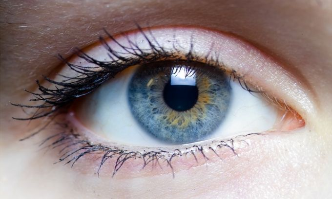 anemie yeux