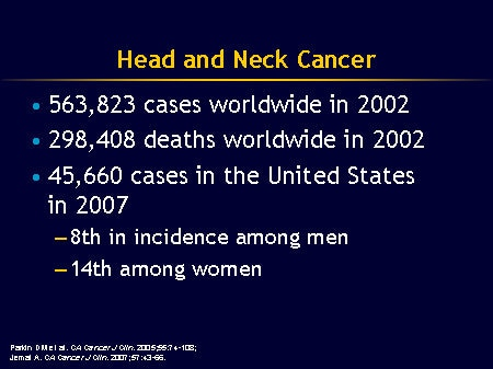 hpv head and neck cancer powerpoint