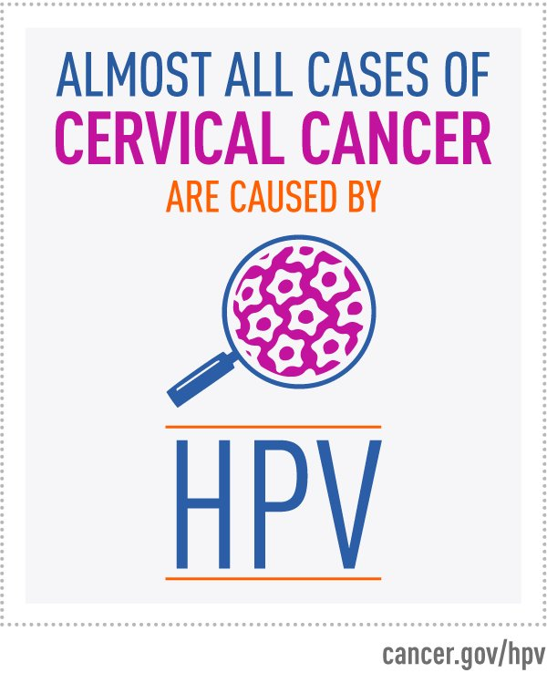 hpv caused cervical cancer vaccino papilloma virus quali ceppi
