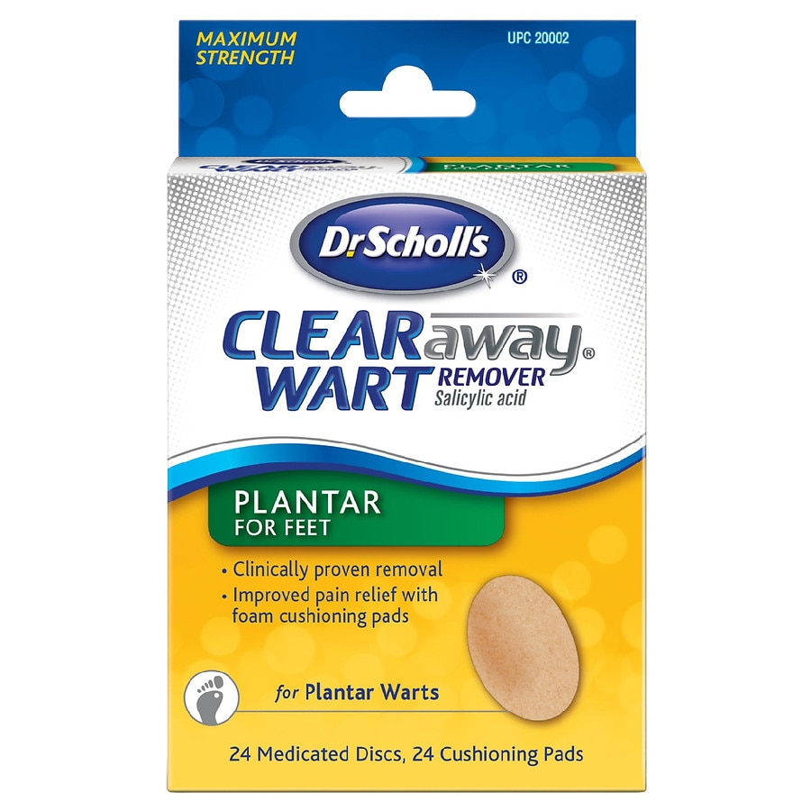 wart treatment band aid