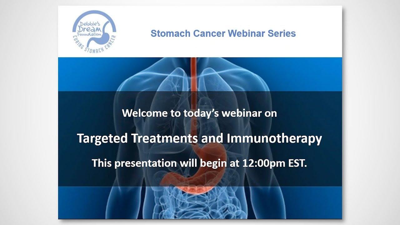 gastric cancer and immunotherapy cancer pulmonar t4