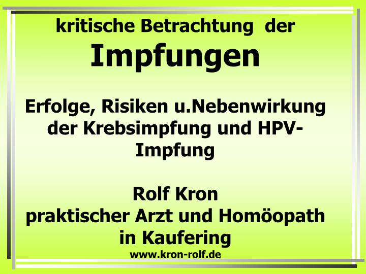 hpv impfung powerpoint hpv virus nose