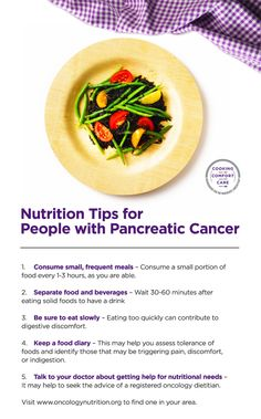 pancreatic cancer foods to avoid cancer bacterian vita de vie