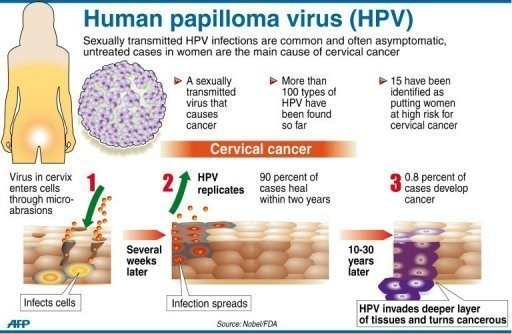 correlation between hpv and cervical cancer