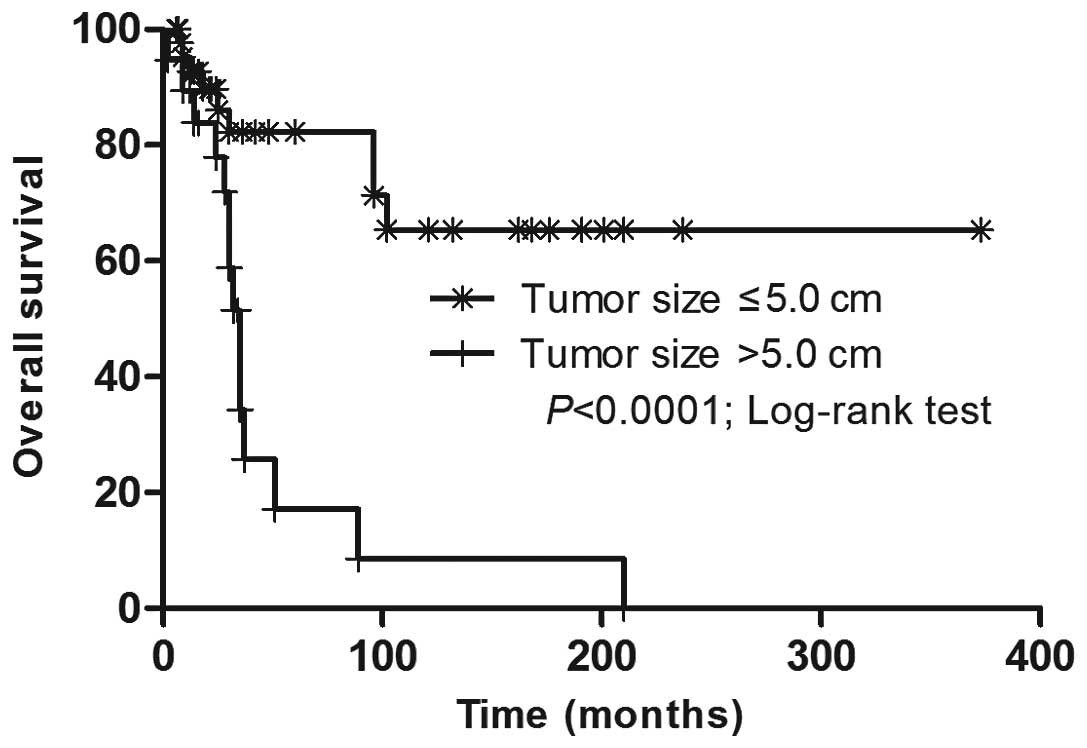 sarcoma cancer survival rate