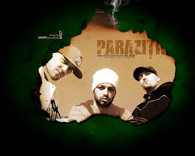 Listen & view Parazitii's lyrics & tabs