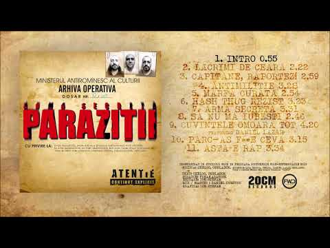 Download PARAZITII - ARMA SECRETA [ALBUM CD ORIGINAL] Gratis Zippy