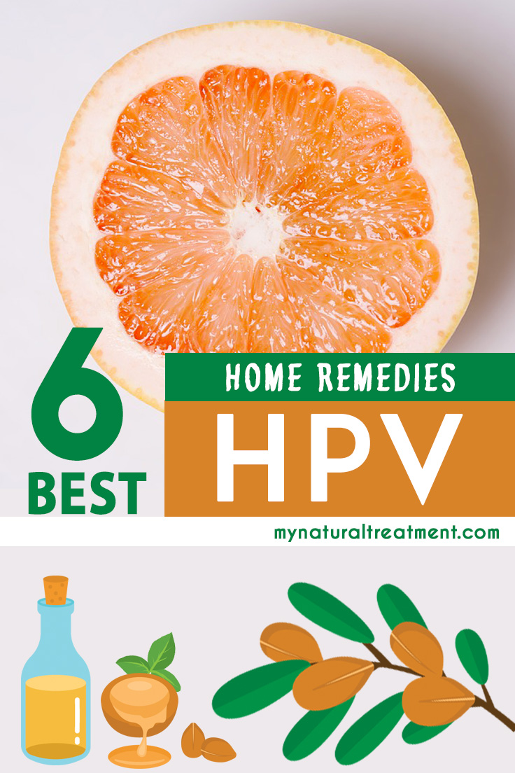 hpv home remedy treatment