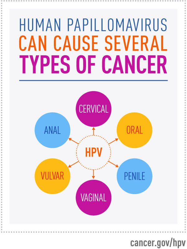 human papillomavirus (hpv) high-risk types are papillomas cancerous