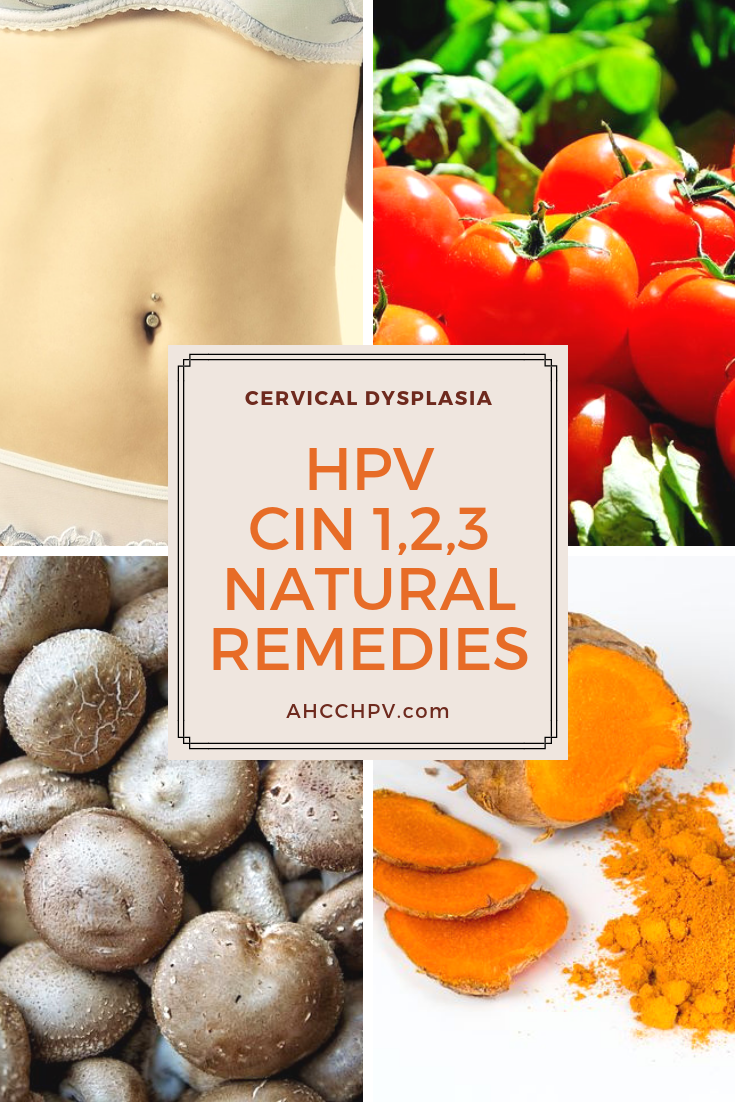 natural cure hpv cervical cancer