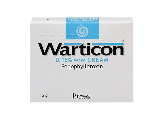 prescription cream for hpv warts