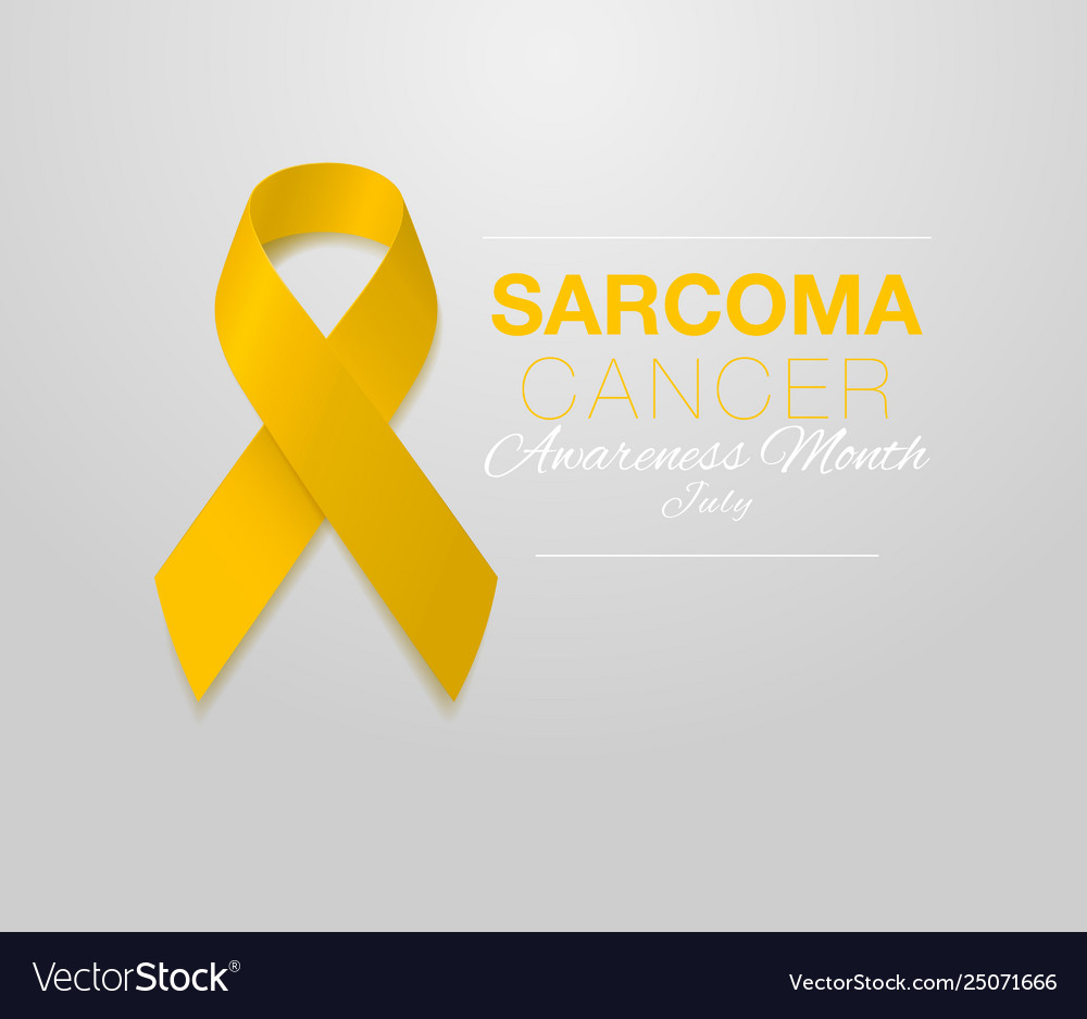 sarcoma cancer ribbon papilloma wart uvula